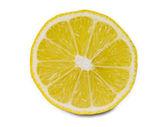 Citronové řezy — Stock fotografie