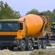 Concrete mixer — Stock Photo #2068250