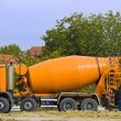 Concrete mixer — Stock Photo #2068263