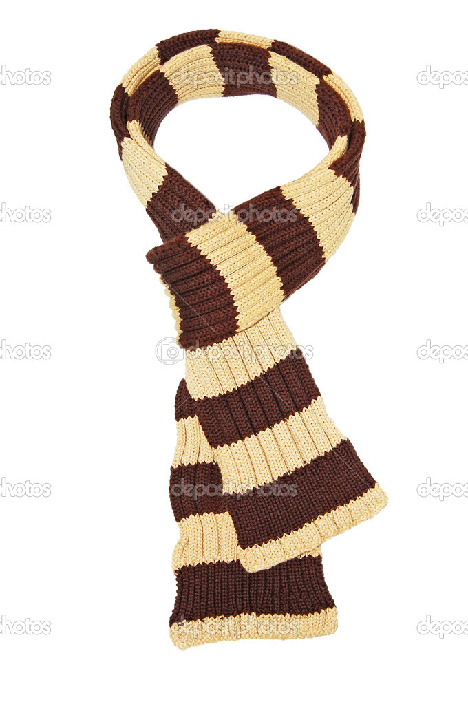 Wool scarf — Stock Photo #1836906