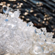 Royalty-Free Stock Photo: Ice and water