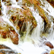 Stock Photo: Waterfall closeup