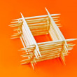 Royalty-Free Stock Photo: Toothpicks
