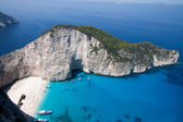 Beach Navagio — Stock Photo