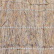 Straw texture wallpaper. - Foto Stock