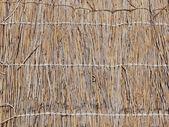 Straw texture wallpaper. — Stock Photo