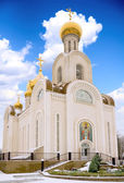 Temple of Prelat Dmitry. Rostov-On-Don. Russia — Stock Photo
