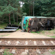 Train crash — Stock Photo #1889434