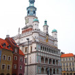 Stock Photo: Old town in Poznan, Poland