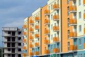 新现代公寓 — 图库照片