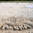Foto Stock: Alohon beach