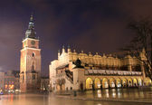 Old town in Krakow — Stock Photo