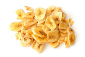 Banana chips — Stock Photo