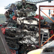 Stock Photo: Scrapyard