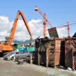 Scrapyard — Stock Photo #1891605