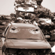 Scrapyard — Stock Photo