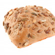 Pumpkin seeded bread roll — Stock Photo #1899089