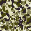 Stock Photo: Green Camouflage