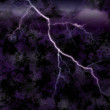 Royalty-Free Stock Photo: Lightning