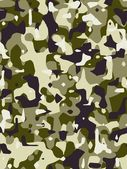 Green Camouflage — Stock Photo