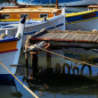 Stock Photo: Fisher boats