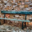 Old bench - Stock Photo