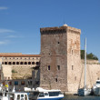 The Saint-Jean fort in Marseille — Stock Photo #1893022