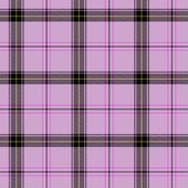 Pink Tartan Background — Stockfoto