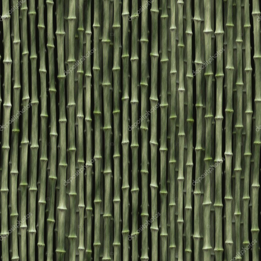 Seamless Bamboo Seamless Pattern of a Bamboo