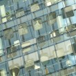 Stock Photo: Building reflection