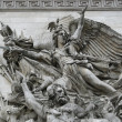 Sculptures of the french Triump Arch - Photo