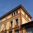 Stock Photo: Ancient provence building