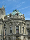 Paris - l'opéra garnier — Photo