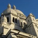 Basilica of Sacre-Coeur in Paris — Stock Photo #1926359