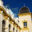 Old hotel on french riviera — Stock Photo #1926409