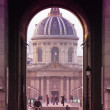 French academy in Paris — Stockfoto