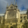 Notre-Dame Cathedral in Paris — Stock Photo #1927093