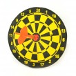 Royalty-Free Stock Photo: Target and darts