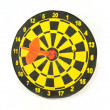 Stock Photo: Target and darts