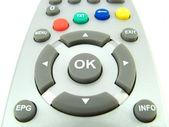 Remote control close-up — Stock Photo
