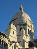 Basilica of Sacre-Coeur in Paris — Stock Photo