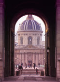 French academy in Paris — Stock Photo