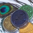 Eye-shadows - Stock Photo