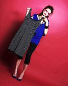 Woman of fashion — Stock Photo