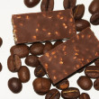 Royalty-Free Stock Photo: Coffe and chocolade