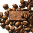 Coffe and chocolade — Stockfoto