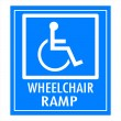 Handicap sign — Stock Photo #2589945