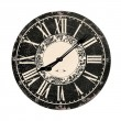 Stock Photo: Old Clock Face