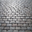Stone block paving background — Stock Photo #1906644