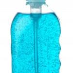 Plastic pump bottle — Stock Photo